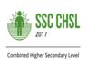 ssc chsl 102 tier 1 2017 results declared