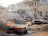 suicide attack in nigeria 31 people killed