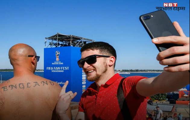 फीफा वर्ल्ड कप 2018: फैंस का अंदाज देख रह जाएंगे दंग