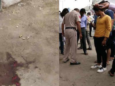 घटनास्थल की तस्वीरें