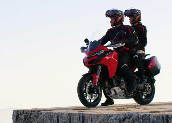 Multistrada 1260 मल्टीस्ट्राडा रेंज की सबसे पावरफुल बाइक है