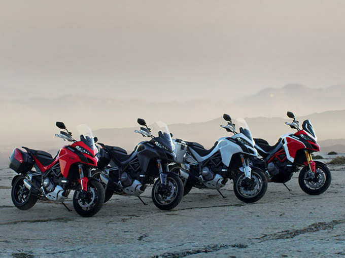 Ducati की नई Multistrada 1260 बाइक भारत में लॉन्च, जानें कीमत और फीचर्स