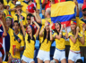 fifa world cup colombia vs japan at mordovia arena stadium score updates