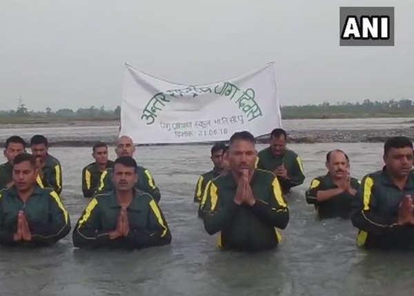 अरुणाचल प्रदेश में 'नदी योग'