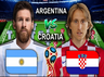world cup 2018 argentina faces croatia today