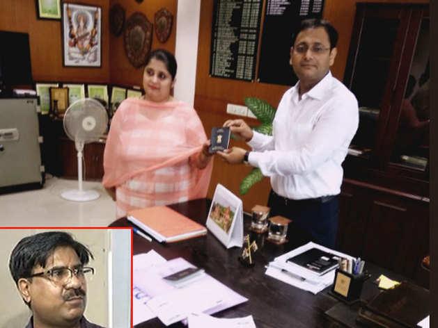 सुषमा से शिकायत के बाद लखनऊ के हिन्दू-मुस्लिम दम्पति को एक दिन में मिले पासपोर्ट
