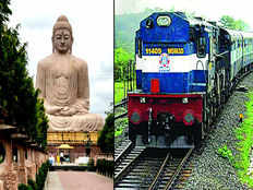 irctc tourism offers buddhist circuit special eight day package
