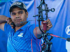 archery world cup abhishek verma bags silver and bronze deepika eyeing two medals