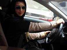 saudi allow women to drive the move could add as much as 90 billion to economy