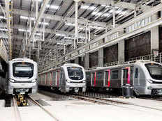 now metro will start in gara meerut and kanpur central finance ministry green signal for project