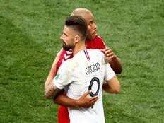 world cup 2018 france and denmark enter pre quarter
