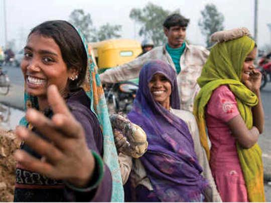 भारत आता सर्वाधिक गरिबांचा देश राहिला नाही