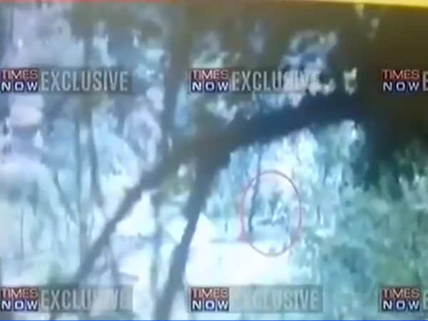 video footage provides proof of surgical strikes across loc