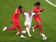 fifa vishwa cup 2018 tunisia vs panama group g match report and highlights