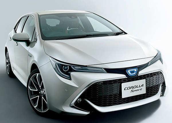 PHOTOS: Toyota Corolla का हैचबैक वर्जन, जानें कीमत और फीचर्स