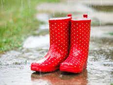 best shoes for monsoon season