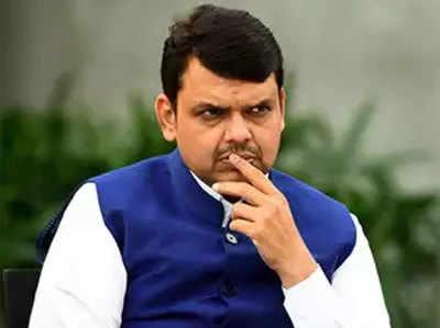 महाराष्ट्र के सीएम देवेंद्र फडणवीस।