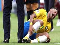 brazil forward neymar defends himself from accusation of over acting