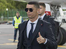 cristiano ronaldo now looks set to leave real madrid for juventus