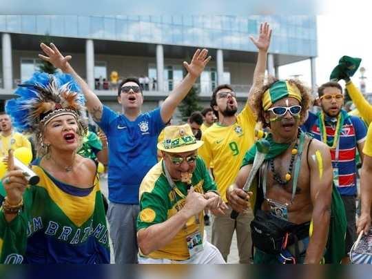 Soccer Football - World Cup - Quarter-Final