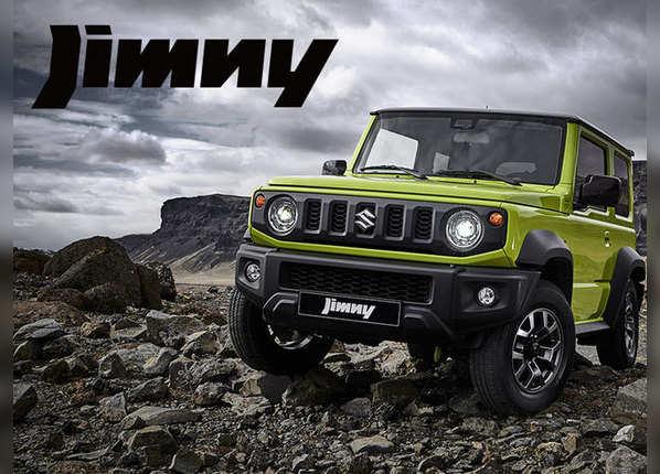 Suzuki Jimny से उठा पर्दा, जानें कीमत, फीचर्स के डीटेल्स