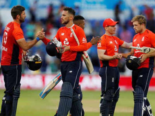 England Won