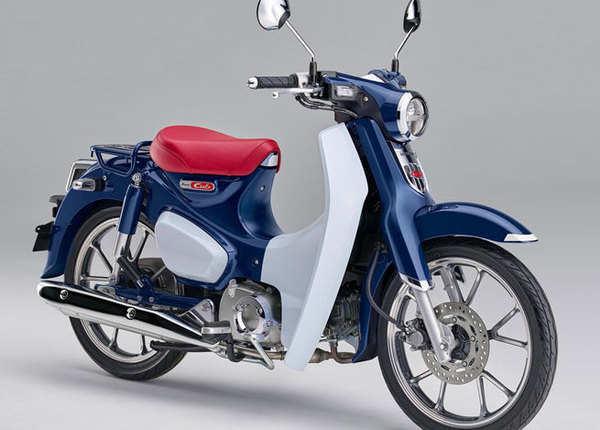 Honda का Super Cub C125, जानें इसके बारे में