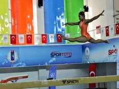 breaking dipa karmakar wins gold medal in vault event of gymnastics world challenge cup in turkey