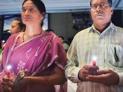 फाइल फोटो: निर्भया के माता-पिता