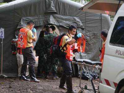 थाइलैंड की गुफा से अबतक 7 बच्चों के निकालने की खबर