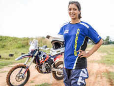 indian woman to compete in baja world rally
