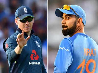 Bhaarat Banaam England Lagaataar 10veen Series Jeet Par Hongi Team India Ki Nigaahein