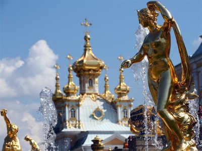 सेंट पीटर्सबर्ग, रूस