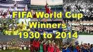 1930 முதல் பீபா உலகக்கோப்பையை வென்று சாதித்துக் காட்டிய அணிகள்!!