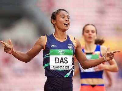 Image result for ओलंपिक के लिए टॉप्स स्कीम में शामिल हुई है स्वप्ना