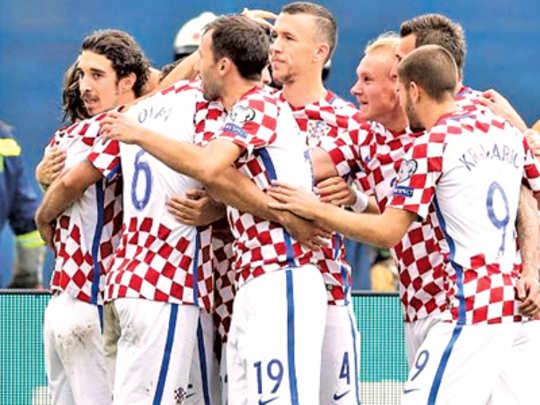 हार्ट गोज टू... क्रोएशिया!