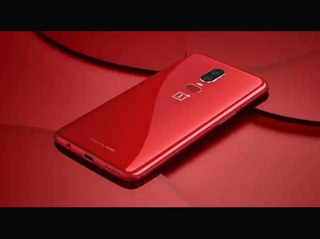 आज से भारत में मिलेगा OnePlus 6 'Red Edition'
