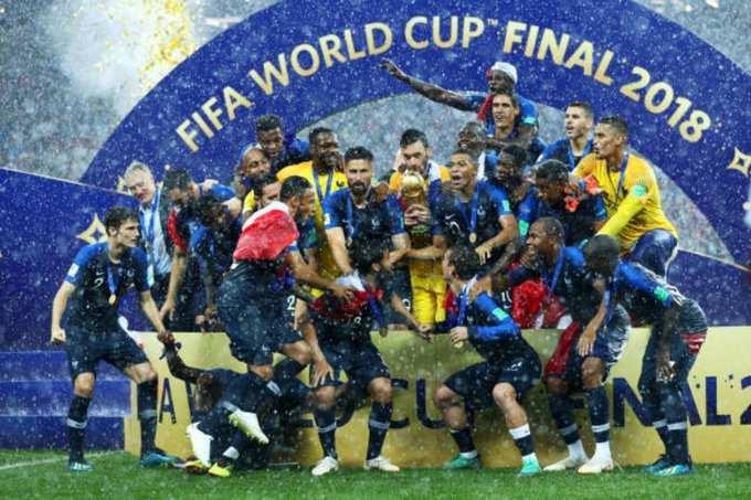 ఫిఫా ప్రపంచకప్ విజేత ఫ్రాన్స్