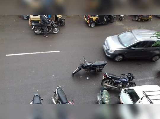 awarness of parking