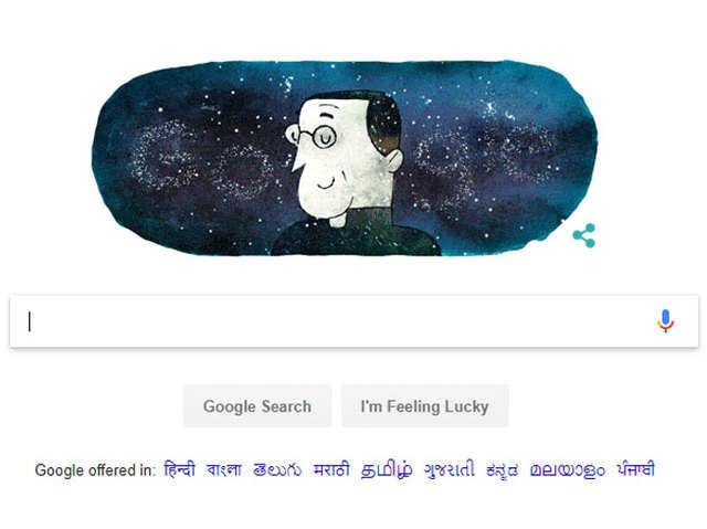 Google Doodle: आज प्रसिद्ध ज्योतिषी Georges Lemaître का जन्मदिन
