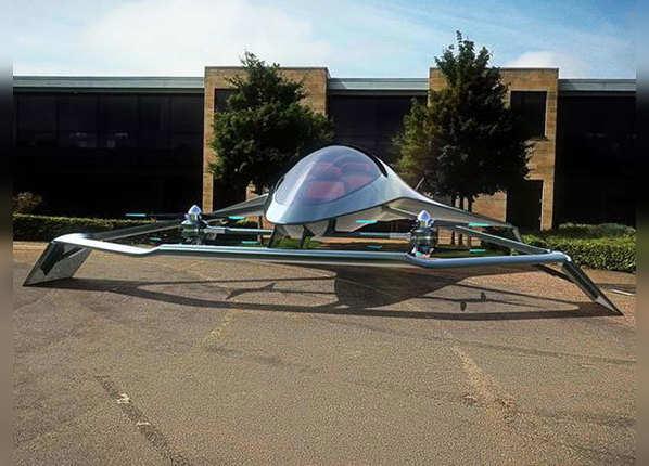 ऐस्टन मार्टिन ने Volante Vision Concept किया पेश, देखें तस्वीरें