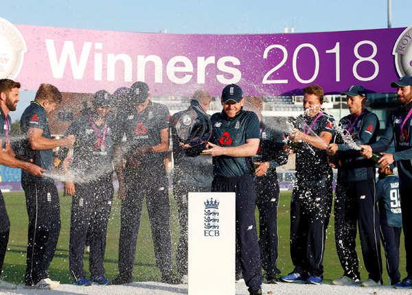 ENGvsIND: सीरीज जीतने के साथ इंग्लैंड ने बनाए ये 4 रेकॉर्ड