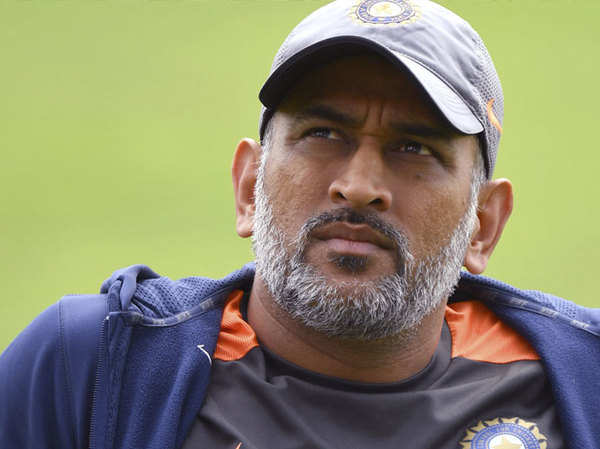 ms dhoni retirement rumors sparks after third one day with england