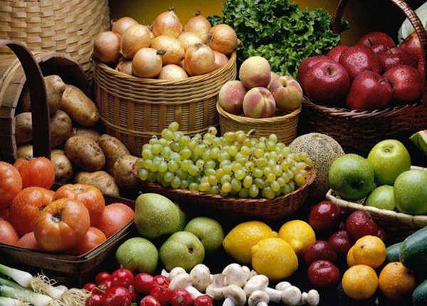 फल और सब्जियां ज्यादा खायें