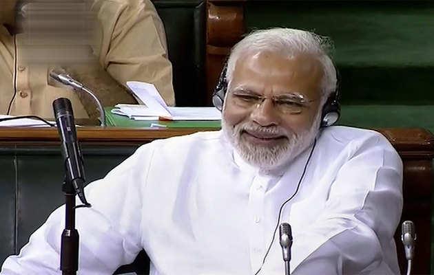 अविश्वास प्रस्ताव: जब राहुल बोले, पीएम मेरी आंखों में नहीं देख सकते