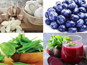lifestyle food items that lower high blood pressure