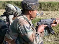 an encounter has started between terrorists and army in kupwara