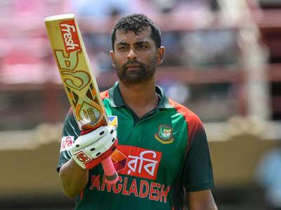 Vest Indies Se Pehla One-day Jeeta Bangladesh, Main Of The Match Tameem Iqbal Ne Banaaya Record