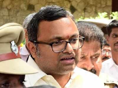 Kaarti Chidambaram Ke Khilaaf Luk Out Sarkular Ko Madras Haai Court Ne Kiya Radd