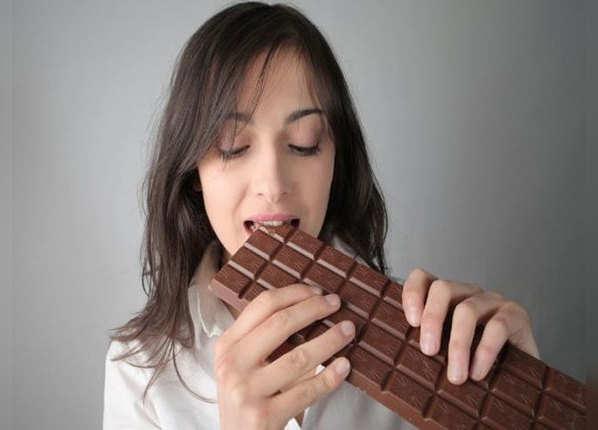 ज्यादा चॉकलेट खाना